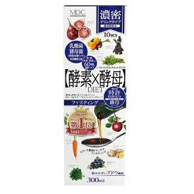 メタボリック metabolic メタボリック イースト×エンザイムダイエット 濃密ドリンクタイプ 300ml【wtcool】