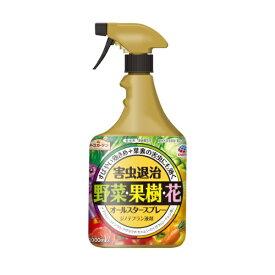 アース製薬 Earth オールスタースプレー 1000ml 〔忌避剤・殺虫剤〕