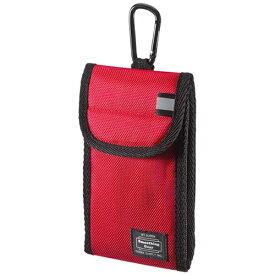 サンワサプライ SANWA SUPPLY マルチガジェットケース(Mサイズ・レッド) PDA-SPC26R