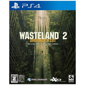 スパイクチュンソフト Spike Chunsoft ウェイストランド2 ディレクターズ・カット【PS4ゲームソフト】