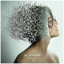 インディーズ 赤西仁/Audio Fashion 初回限定盤A 【CD】