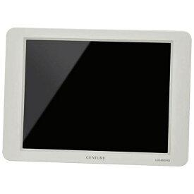 センチュリー Century Corporation マルチモニター Plus one グレイッシュホワイト LCD-8000VH2W [ワイド /XGA(1024×768)][LCD8000VH2W]