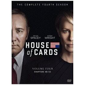 ソニーピクチャーズエンタテインメント Sony Pictures Entertainment ハウス・オブ・カード 野望の階段 SEASON 4 DVD Complete Package <デヴィッド・フィンチャー完全監修パッケージ仕様> 【DVD】