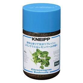 クナイプジャパン Kneipp Japan KNEIPP(クナイプ) バスソルト レモングラス(850g) [入浴剤]