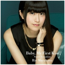 日本コロムビア NIPPON COLUMBIA 村川梨衣/Sweet Sensation/Baby,My First Kiss 初回限定盤B 【CD】
