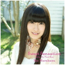 日本コロムビア NIPPON COLUMBIA 村川梨衣/Sweet Sensation/Baby,My First Kiss 初回限定盤A 【CD】
