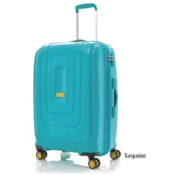 アメリカンツーリスター American Tourister TSAロック搭載スーツケース「Lightrax」 Sサイズ(34L)ターコイズ【ビックカメラグループ独占販売】【point_rb】