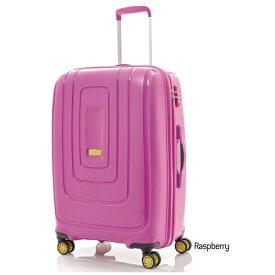 アメリカンツーリスター American Tourister 【ビックカメラグループオリジナル】TSAロック搭載スーツケース「Lightrax」 Sサイズ(34L)ラズベリー
