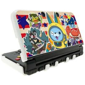 プレックス PLEX 妖怪ウォッチ New ニンテンドー 3DS 専用 カスタムハードカバー3 USA Ver.【New3DS】