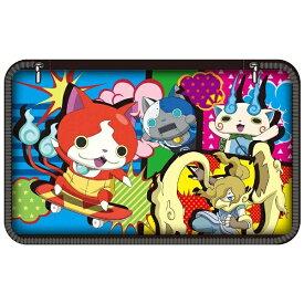 プレックス PLEX 妖怪ウォッチ New ニンテンドー 3DS LL 専用 ポーチ4 アメコミ Ver.【New3DS LL】