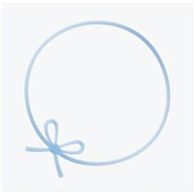 コクヨ KOKUYO [ラッピング] ゴムバンド 和ごむ 白藍 7本入り コム-W1B