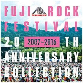 ワーナーミュージックジャパン Warner Music Japan (V.A.)/フジロック・フェスティバル 20THアニヴァーサリー・コレクション (2007-2016) 【CD】