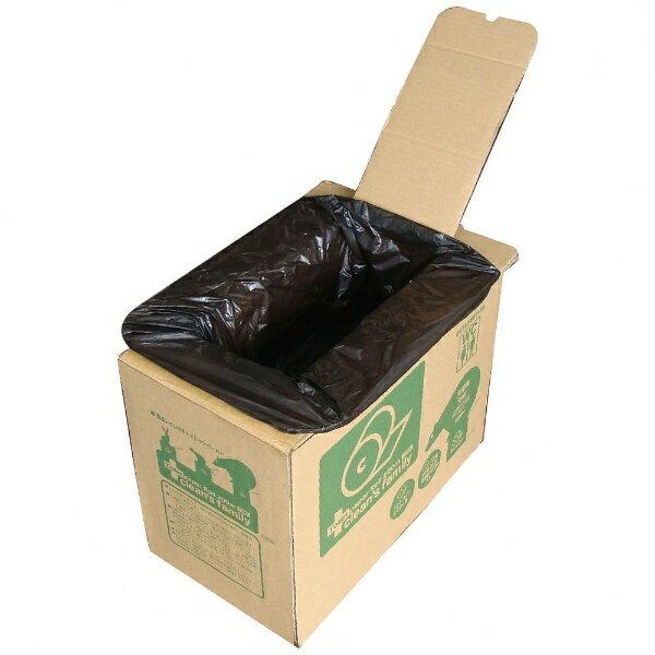 丸英製紙 災害用組立トイレセット (長尺トイレットペーパー200m巻12本/ポリ袋・凝固剤30回分付き) MHCF101[MHCF101]