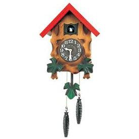 リズム時計 RHYTHM 掛け時計 「カッコーメルビルR」 4MJ775RH06