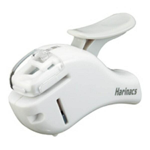 コクヨ KOKUYO [ステープラー] 針なしステープラー ハリナックス (コンパクトアルファ) 白 SLN-MSH305W