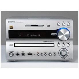 オンキヨー ONKYO 【ハイレゾ音源対応】CD/SD/USBレシーバー NFR-9TX(S)[NFR9TXS]