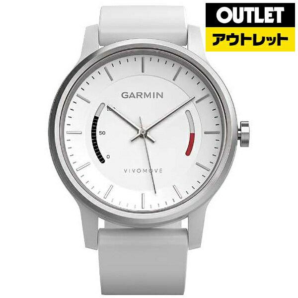 【送料無料】 ガーミン(GARMIN) ウェアラブル端末 「vivomove Sport White」(日本正規版) 159739[159739]