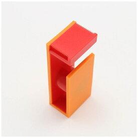 カモ井加工紙 KAMOI mt tape cutter 2tone オレンジ×レッド MTTC0023