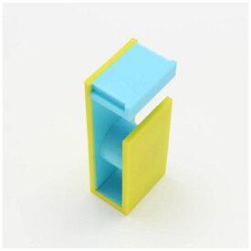 カモ井加工紙 KAMOI mt tape cutter 2tone イエロー×ライトブルー MTTC0022