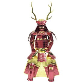 テンヨー メタリックナノパズル マルチカラー T-ME-001M 鎧 真田幸村