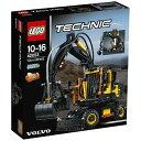 【送料無料】 レゴジャパン LEGO(レゴ) 42053 テクニック Volvo EW160E 【代金引換配送不可】