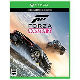 マイクロソフト Microsoft Forza Horizon 3(通常版)【Xbox Oneゲームソフト】