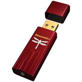 オーディオクエスト audioquest USB DAC DRAGONFLY(レッド) DRAGONFLY/R