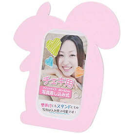 チクマ Chikuma CマットPUZ チェキ リス ピンク