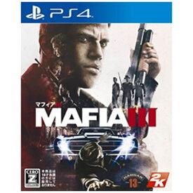 テイクツー・インタラクティブ Take-Two Interactive マフィアIII【PS4ゲームソフト】