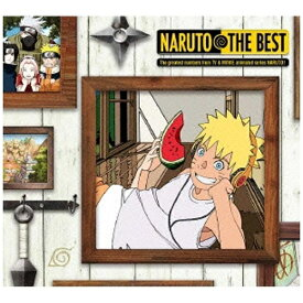 ソニーミュージックマーケティング (V.A.)/NARUTO THE BEST 期間限定通常盤 【CD】