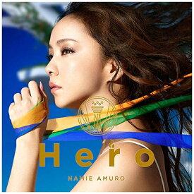 エイベックス・エンタテインメント Avex Entertainment 安室奈美恵/Hero(DVD付) 【CD】