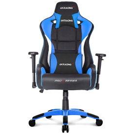 AKRACING AKR-PRO-X/BLUE オフィス&ゲーミングチェア Pro-X ブルー[AKRPROXBLUE]