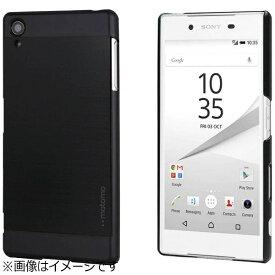 UI ユーアイ Xperia Z5用 INO METAL CASE ブラック INOXPZ5BK