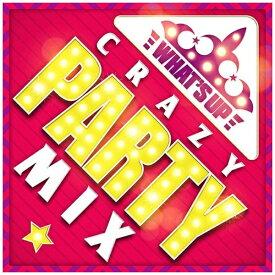 ユニバーサルミュージック (V.A.)/ワッツ・アップ-クレイジー・パーティー・ミックス- 【CD】 【代金引換配送不可】