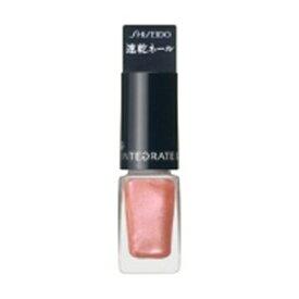 資生堂 shiseido INTEGRATE GRACY(インテグレート グレイシィ ) ネールカラー レッド377(4mL)
