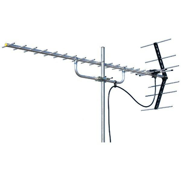 マスプロアンテナ 家庭用UHFアンテナ 20素子 U206[U206]