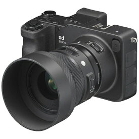 シグマ SIGMA sd Quattro ミラーレス一眼カメラ 30mm F1.4 DC HSM Art レンズキット [単焦点レンズ][sdQuattro30mmF14]