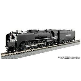 KATO カトー 【Nゲージ】12605-2 UP FEF-3 蒸気機関車 #844 (黒)