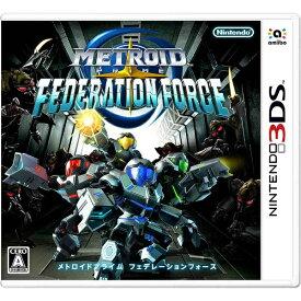 任天堂 Nintendo メトロイドプライム フェデレーションフォース【3DSゲームソフト】