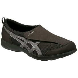 アシックス asics 【ケアシューズ】ライフウォーカー101(27.0cm/ブラック×チャコールグレー)《両足》