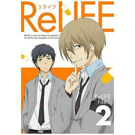 ソニーミュージックマーケティング ReLIFE Vol.2 完全生産限定版 【ブルーレイ ソフト】