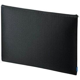 サンワサプライ SANWA SUPPLY マルチクッションケース(ブラック)[17.3インチまでのノートパソコン対応] IN-C7[INC7]