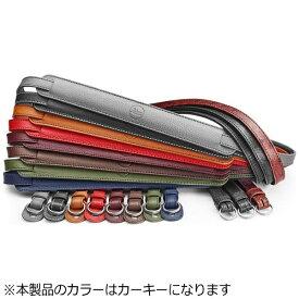 ライカ Leica レザーストラップ カウハイドレザー(カーキ)
