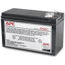 シュナイダーエレクトリック Schneider Electric 交換バッテリキット[BR400G-JP/BR550G-JP/BE550G-JP専用] APCRBC122J[APCRBC122J]