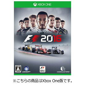 ユービーアイソフト Ubisoft F1 2016【Xbox Oneゲームソフト】