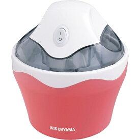 アイリスオーヤマ IRIS OHYAMA ICM01-VS アイスクリームメーカー ストロベリー