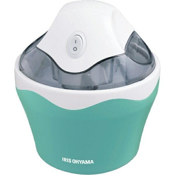 アイリスオーヤマ IRIS OHYAMA アイスクリームメーカー ICM01-VM ミント