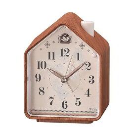 セイコー SEIKO 目覚まし時計 「ネイチャーサウンド(鳥の鳴き声)」 NR444A[NR444A]