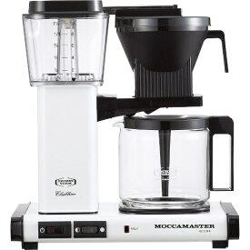 テクニフォルム社 TECHNIVORM MM741AO-MW コーヒーメーカー MOCAMASTER(モカマスター)[MM741AOMW]