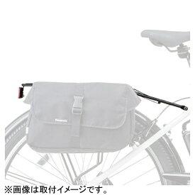 パナソニック Panasonic ハリヤ用 リヤキャリヤ パニアバッグ対応(ブラック) NCR1569S[NCR1569S] panasonic